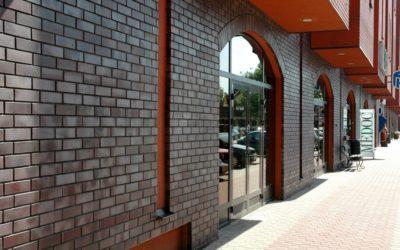 Разновидности фасадных панелей